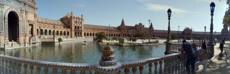 españa sevilla El área de España foto de archivo