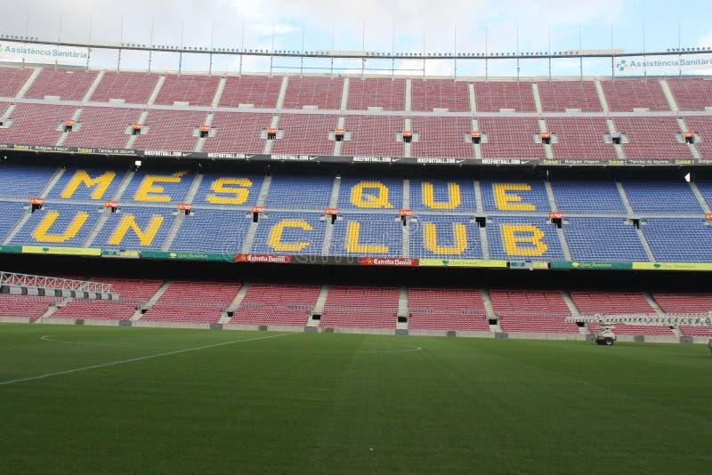 Espa?a - Barcelona, opini?n de la tierra, d?a y noche foto de archivo