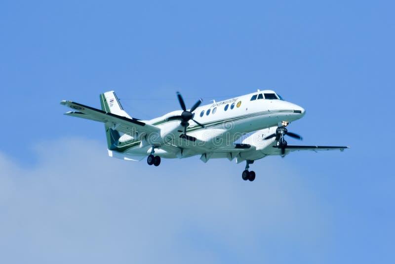 41094 espace britannique Jetstream 41 d'armée thaïlandaise royale image libre de droits