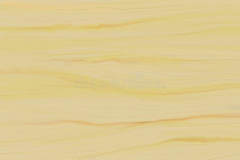 Espace libre en bois illustration de vecteur