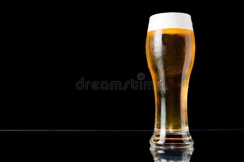 Espacio de la cerveza y de la copia imagen de archivo