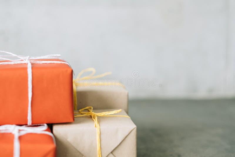 Espacio de la copia del paquete de la entrega de la venta de B2b que hace compras imagen de archivo libre de regalías