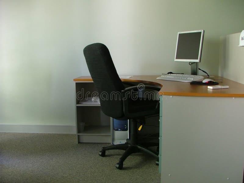 Espacio de trabajo fotografía de archivo