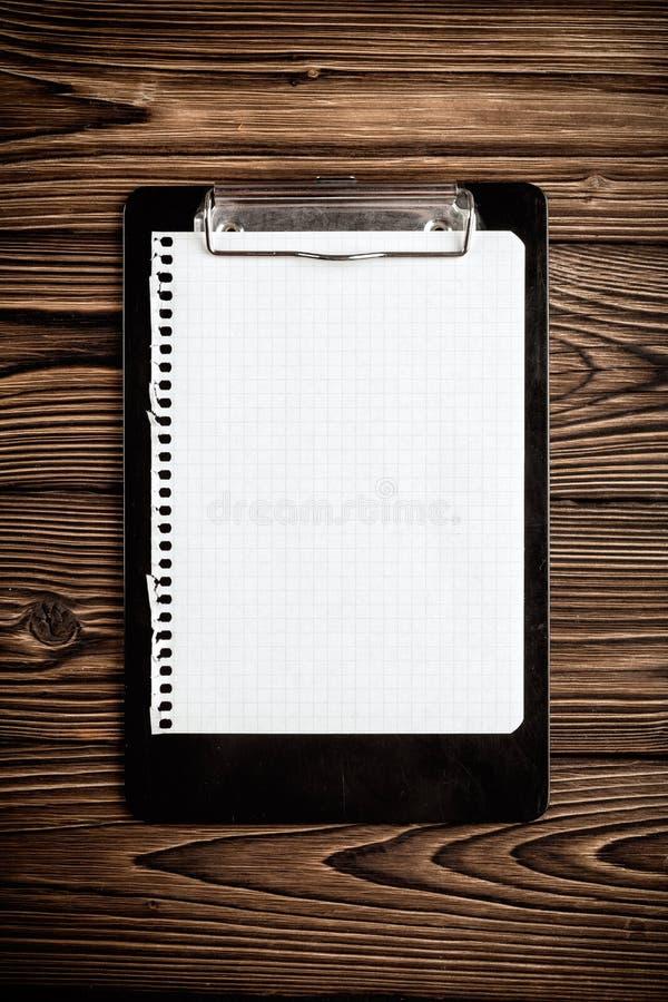 Espacio en blanco para las notas fotos de archivo