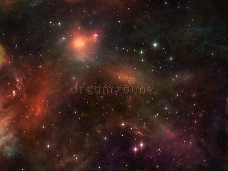 Espacio profundo fotos de archivo libres de regalías
