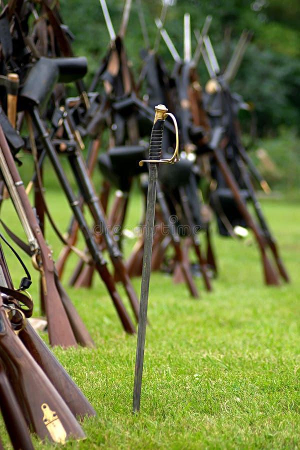 A espada fotos de stock