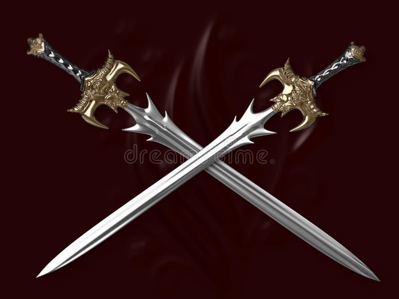 Espada ilustração do vetor