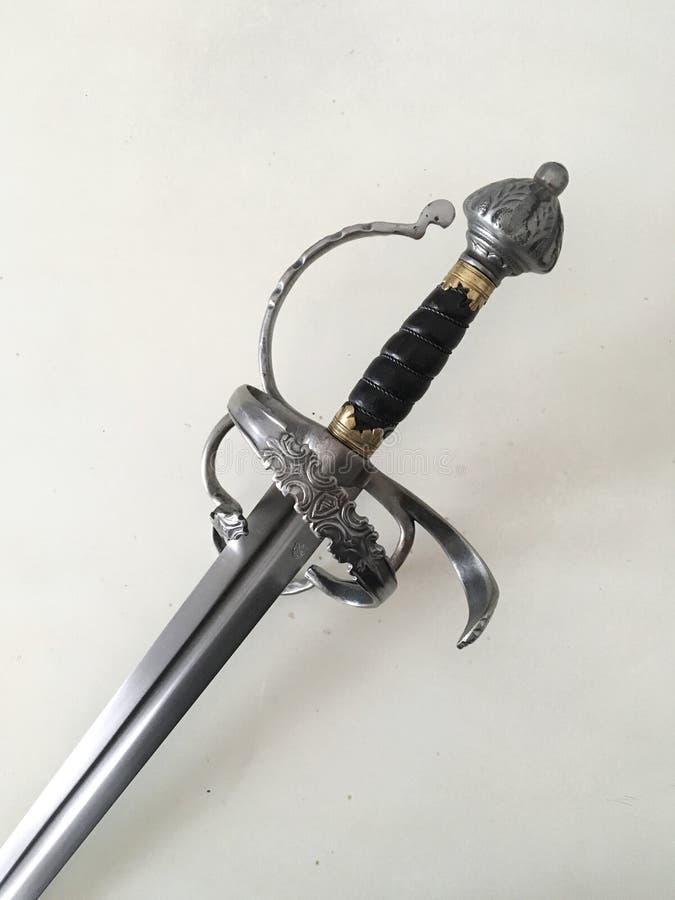 espada imagem de stock