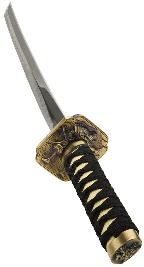 Espada de Katana imágenes de archivo libres de regalías