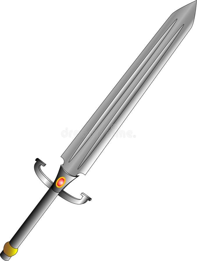 Espada de la guerra libre illustration