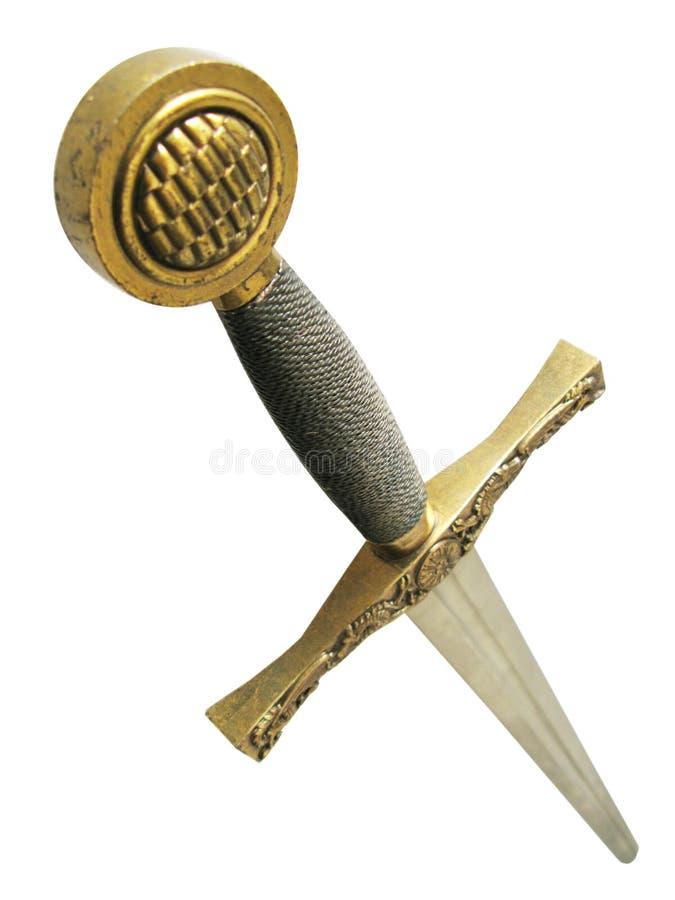 Espada do cavaleiro imagens de stock royalty free