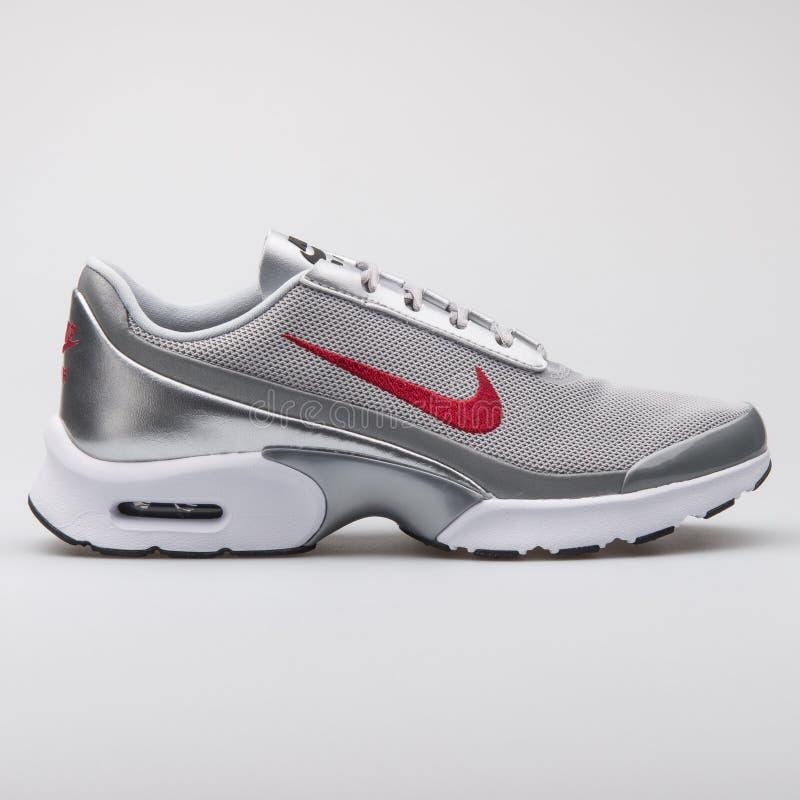 Espadrille De Platine De Nike Air Max Jewell Premium