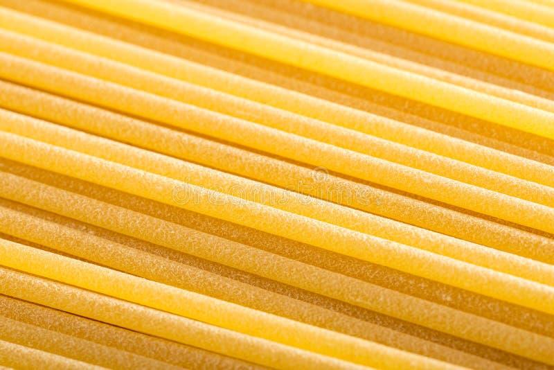 Espaguetis de bronce del italiano del trefilado fotografía de archivo