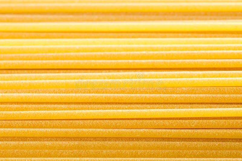 Espaguetis de bronce del italiano del trefilado imagen de archivo