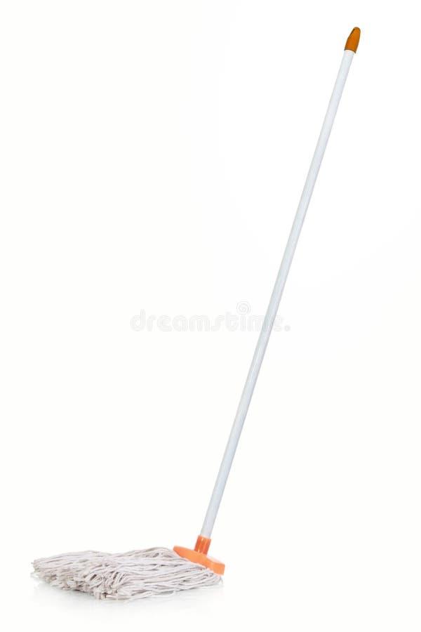 Espanador branco imagens de stock