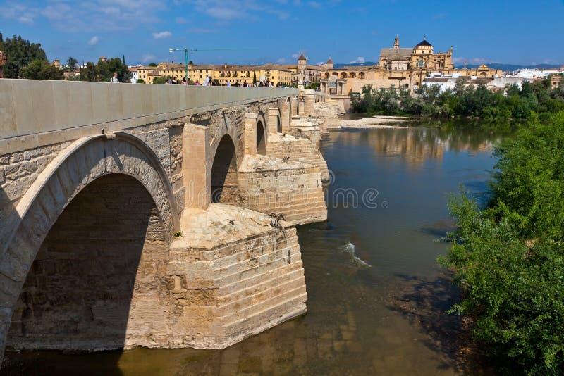 Espanha, a Andaluzia, Córdova, mezquita imagens de stock royalty free