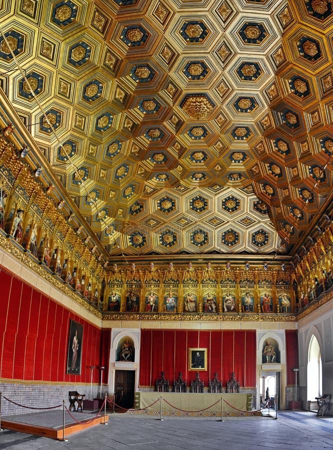 Espanha de Segovia fotografia de stock royalty free
