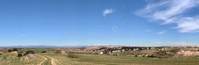 Espanha do Madri de Arroyomolinos imagens de stock royalty free