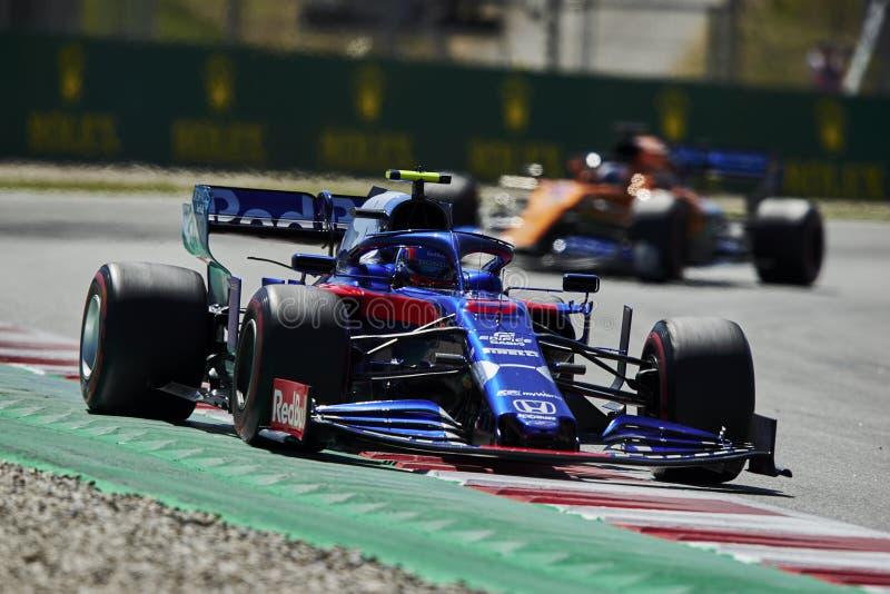 Espanha Grand Prix do F?rmula 1 imagem de stock