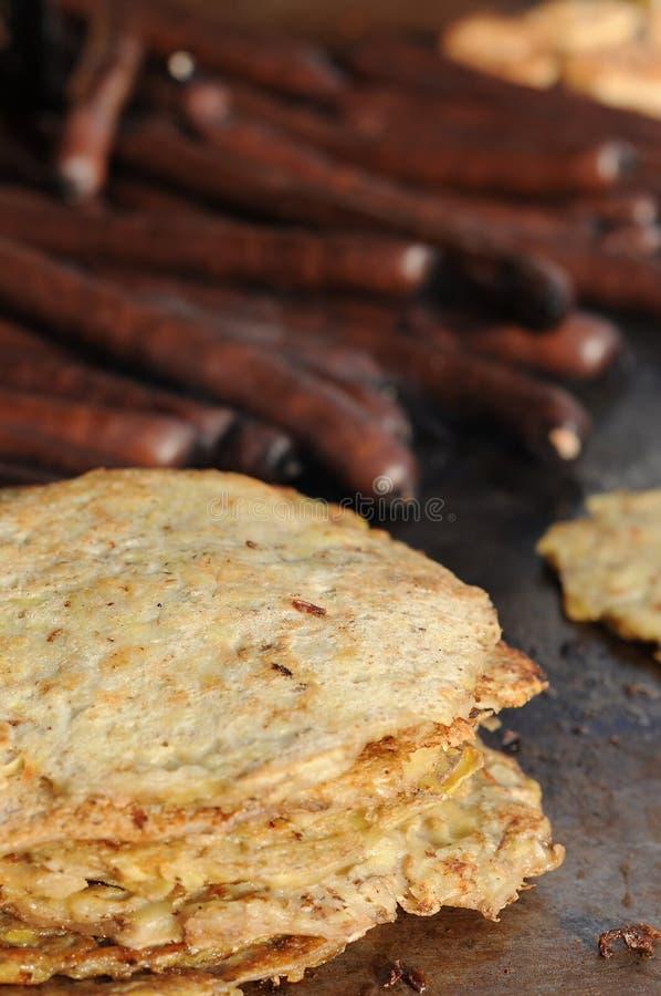 Especialidad tradicional de la comida imagen de archivo