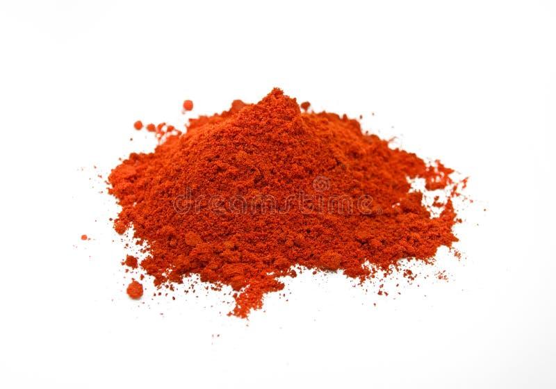 Especiaria da paprika imagem de stock