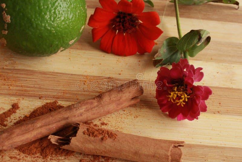 Especiarias e tempero da cozinha fotografia de stock royalty free