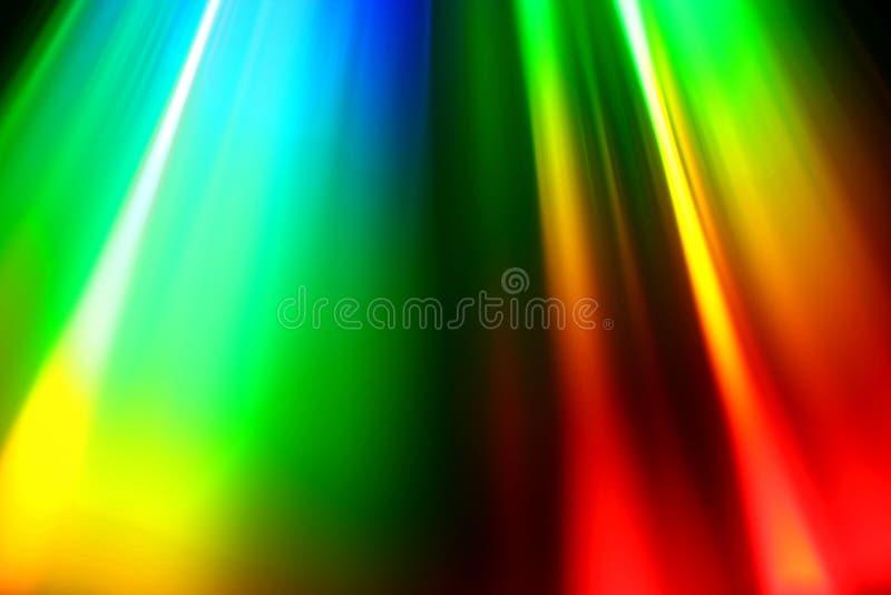 Espectro de color fotografía de archivo libre de regalías