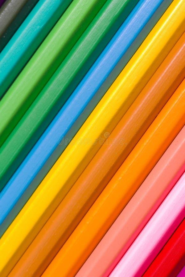 Espectro del lápiz imagen de archivo libre de regalías