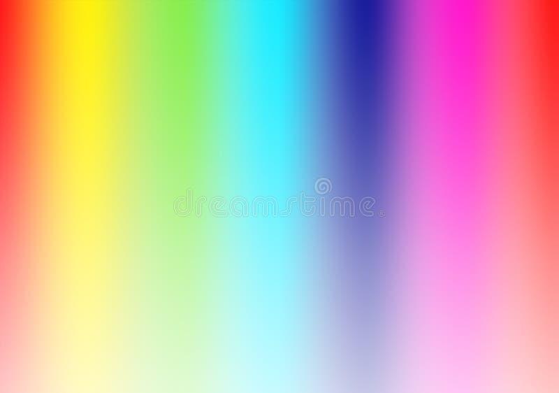 Espectro, listras coloridos, teste padrão, fundo criativo, com referência a imagem de stock
