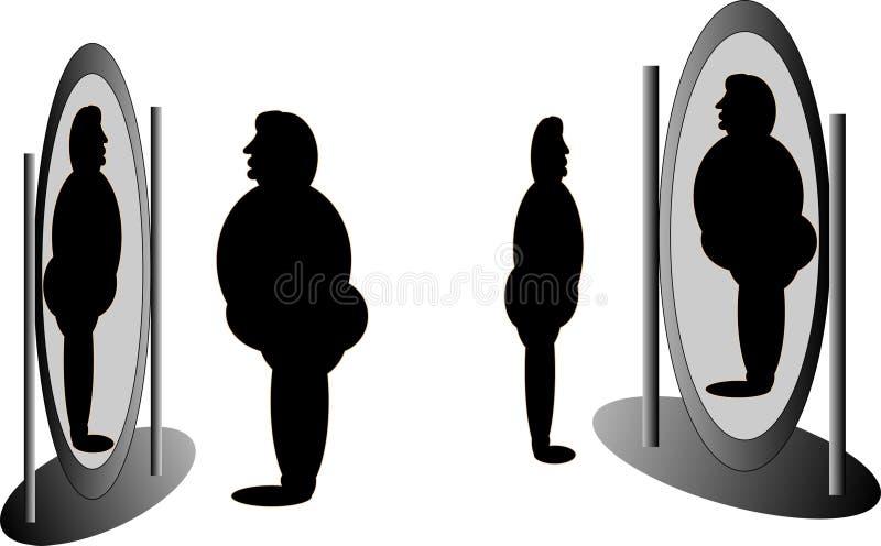 Espejo contra mí libre illustration