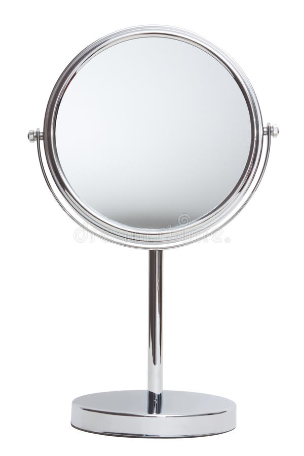 Espejo del maquillaje foto de archivo