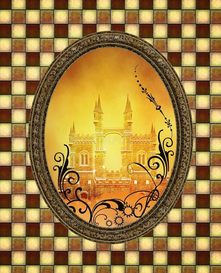 Espejo mágico libre illustration
