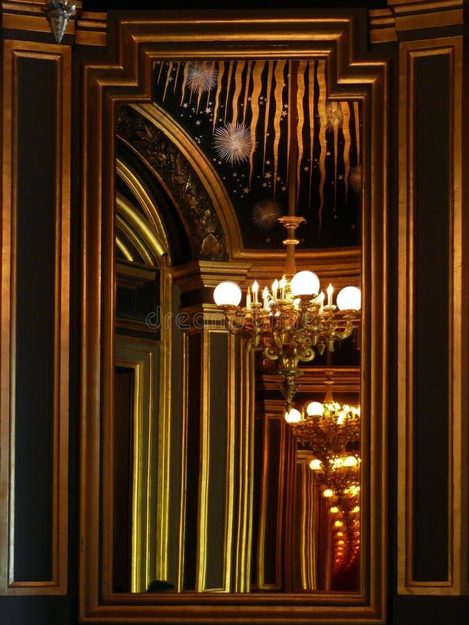 Espelho 2. fotografia de stock royalty free