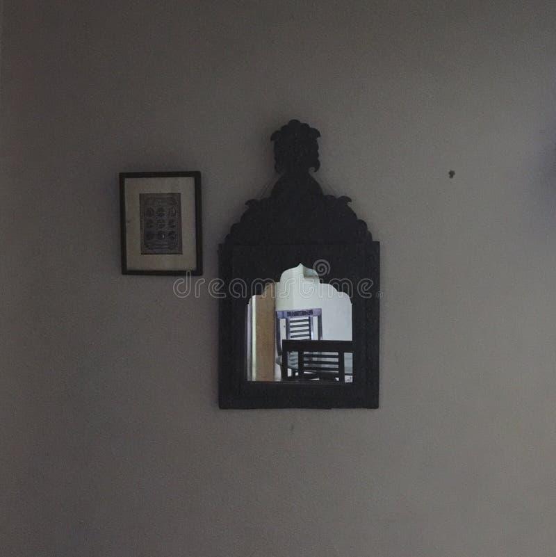 Espelho do espelho imagens de stock royalty free