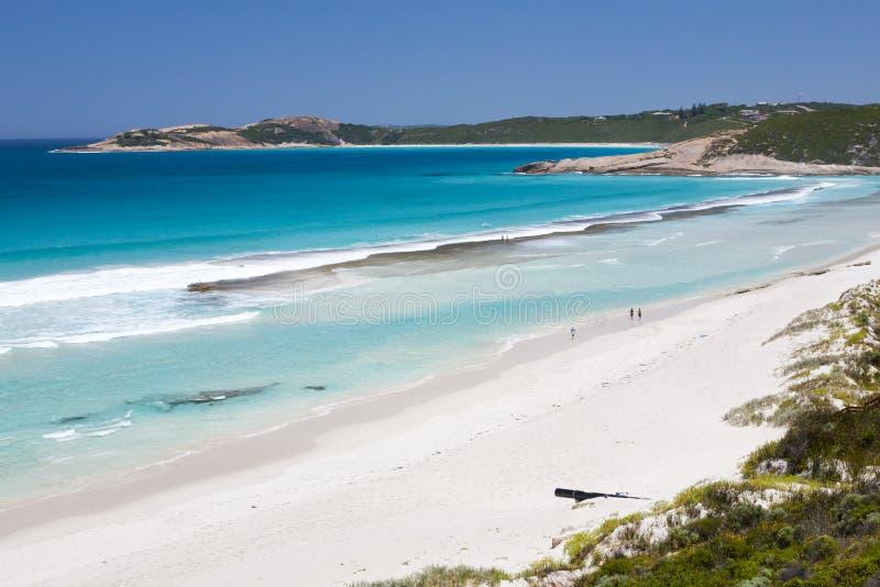 esperance пляжа западное стоковое изображение
