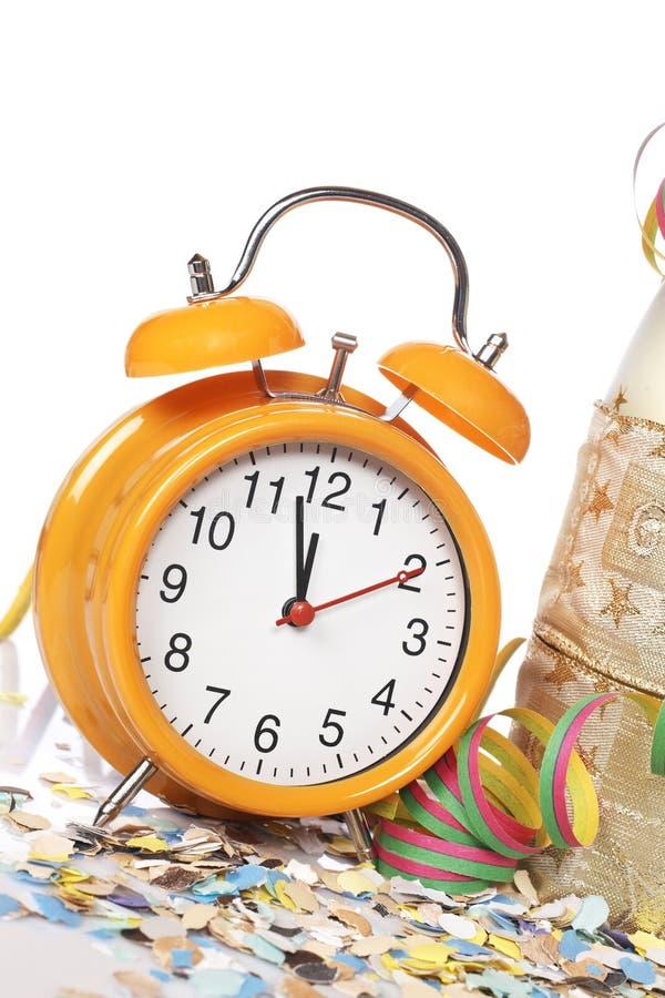 Download Esperar el Año Nuevo imagen de archivo. Imagen de elegante - 7284021