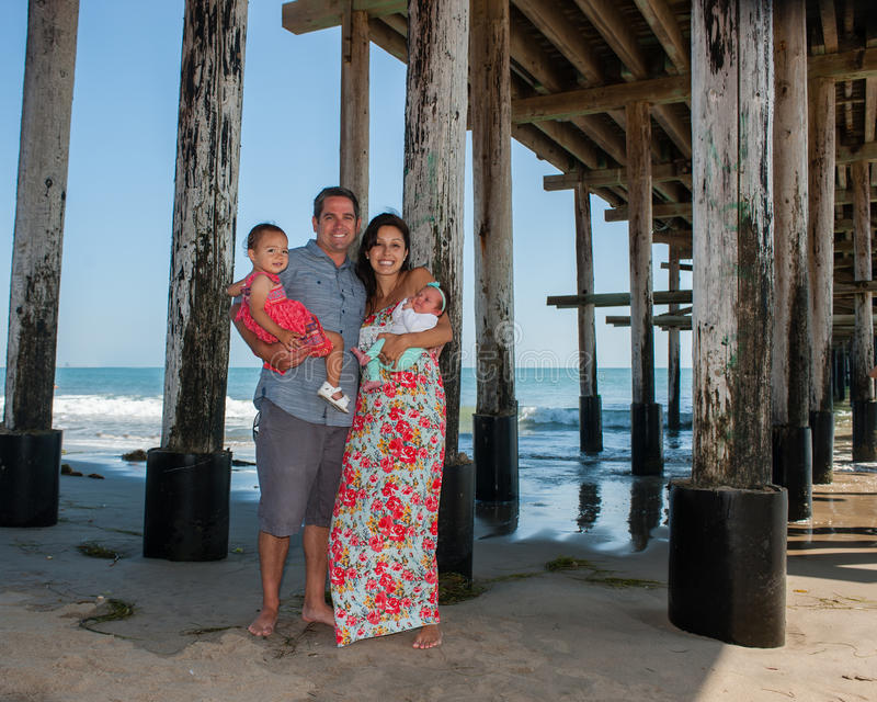 Esperienza della costa ovest fotografie stock libere da diritti