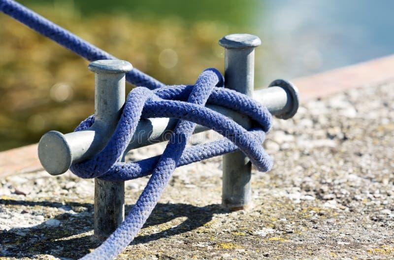 Espia de Sailingboat no lago Balaton fotos de stock