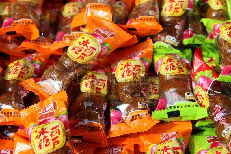 Espinhos do açúcar para a venda foto de stock