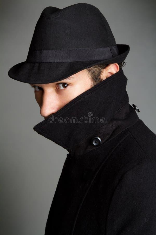 Espion photo libre de droits