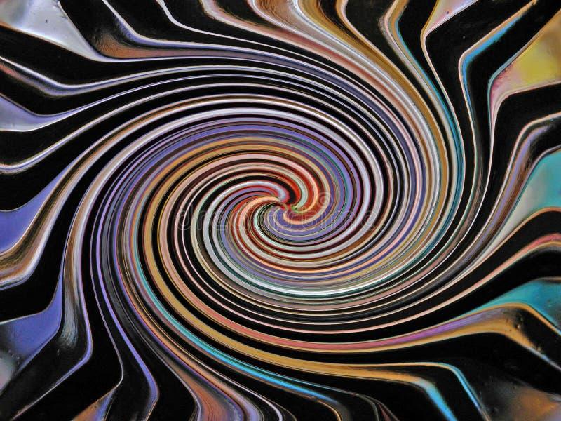 Espiral ilustração do vetor