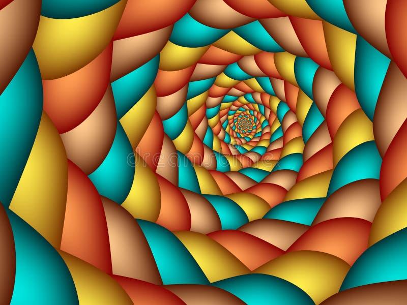 Espiral Al Sudoeste Foto de archivo libre de regalías