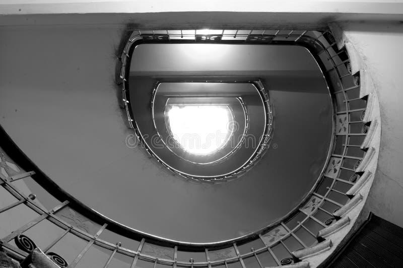 Espiral de la vida fotos de archivo