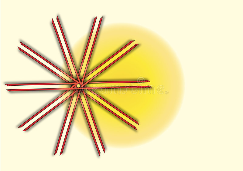 Espirales foto de archivo