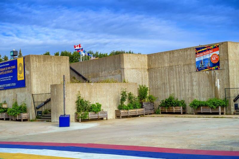 Esplanada do Estádio Olímpico (plantas) fotografia de stock