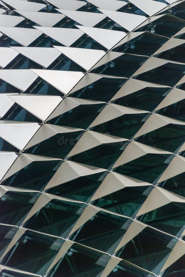 Esplanada, Singapur fotografia stock