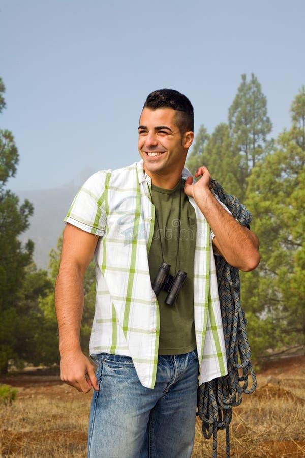 Download Esploratore immagine stock. Immagine di maschio, discenda - 7322695