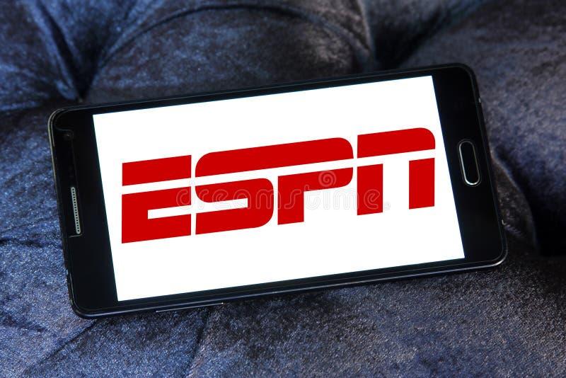 Espn logo royalty free stock images