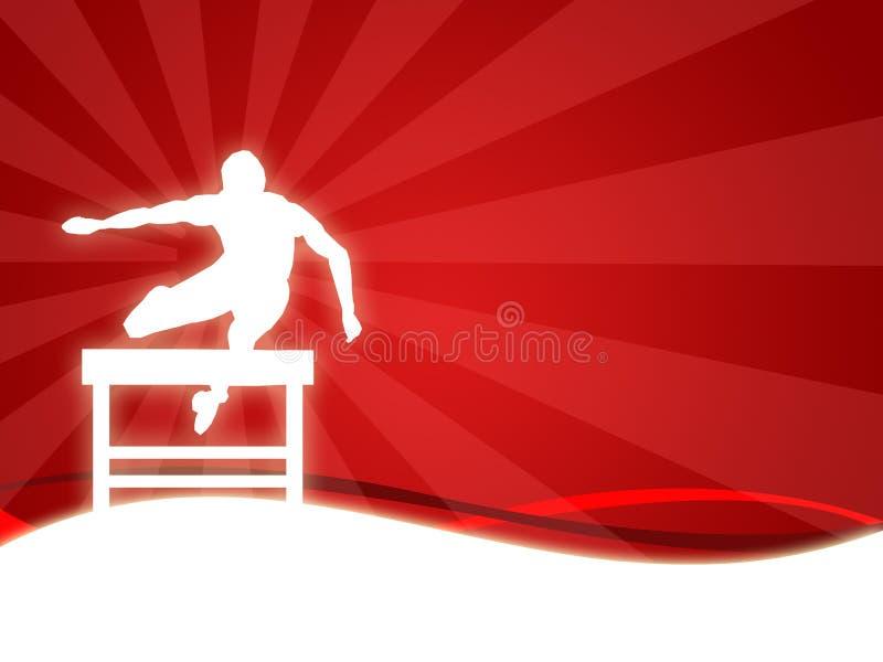 Esporte ilustração stock