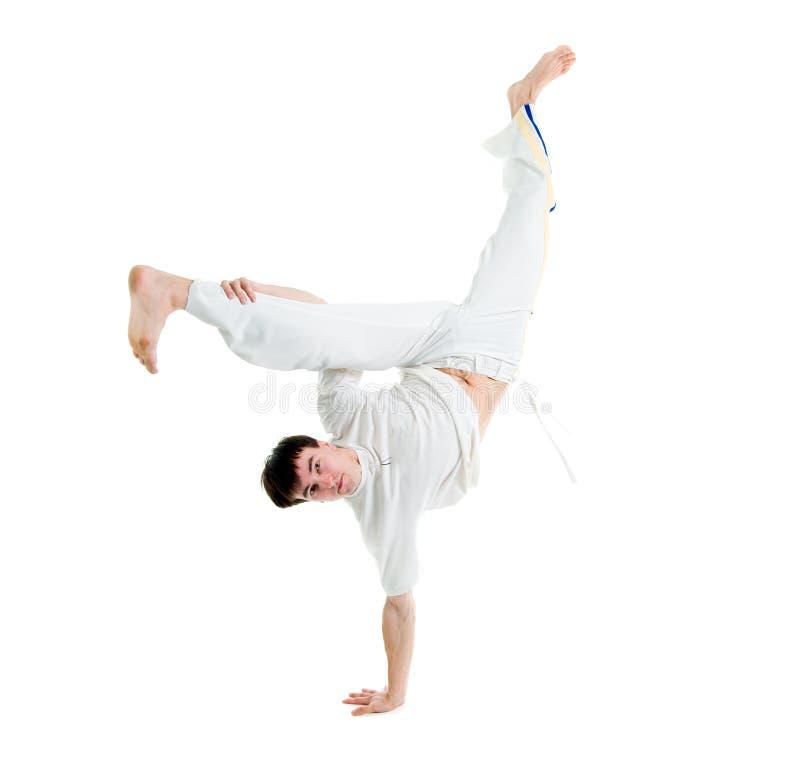 Esporte de contato. Capoeira. fotos de stock